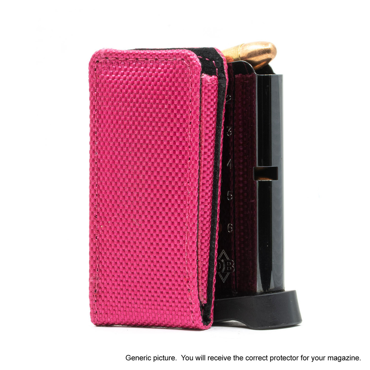 CZ 75D Compact Pink Covert Magazine Pocket Protector