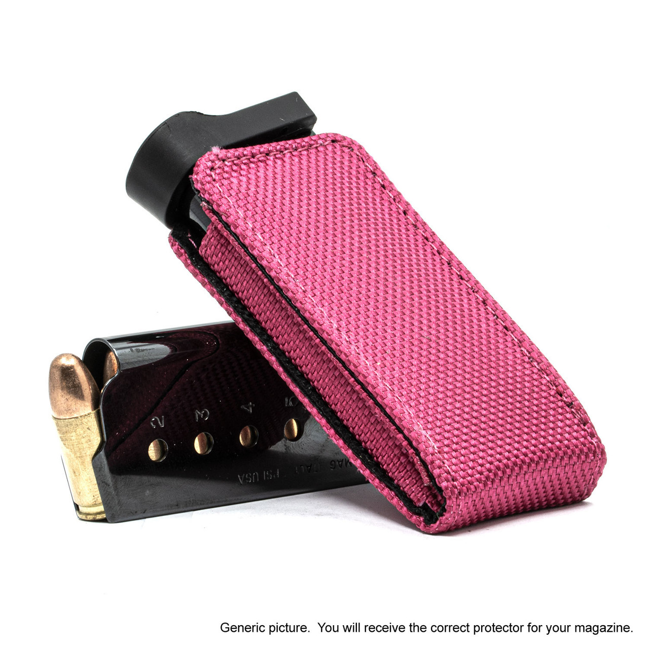 Browning 1911 .380 Pink Covert Magazine Pocket Protector