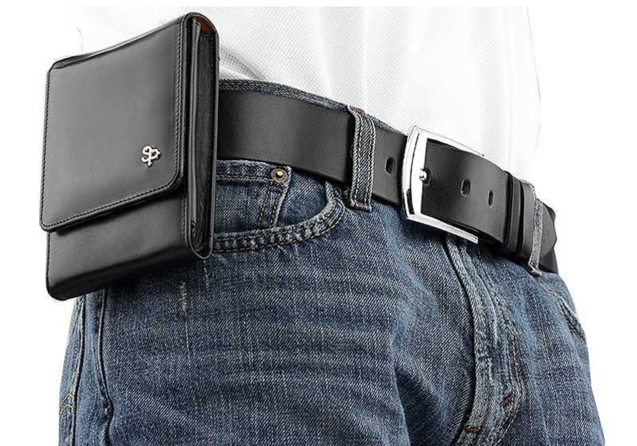 AMT Backup .380 Concealed Carry Holster (Belt Loop)