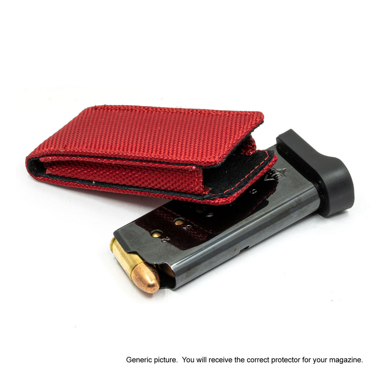 Kimber Ultra Carry II Red Covert Magazine Pocket Protector