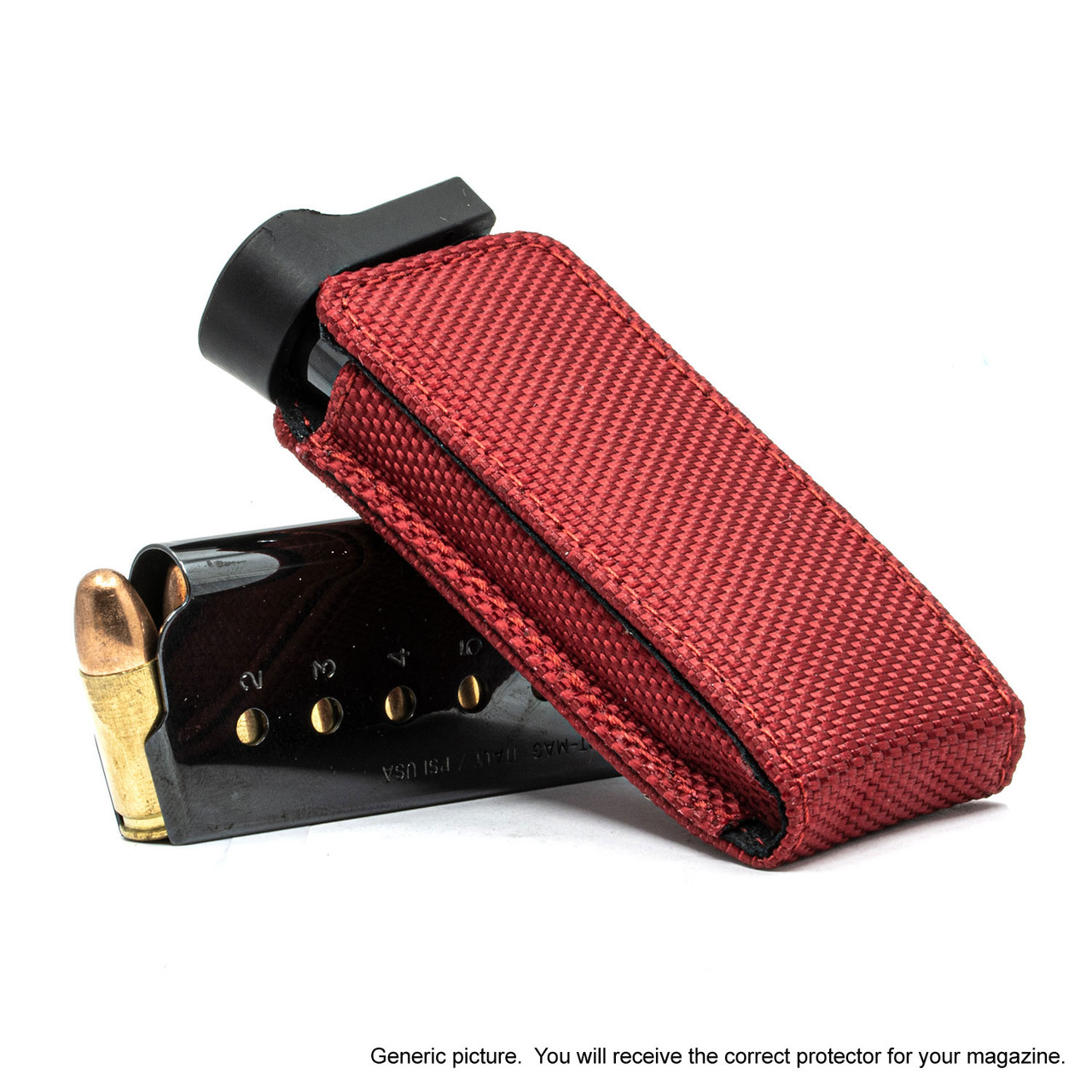 CZ 75D Compact Red Covert Magazine Pocket Protector