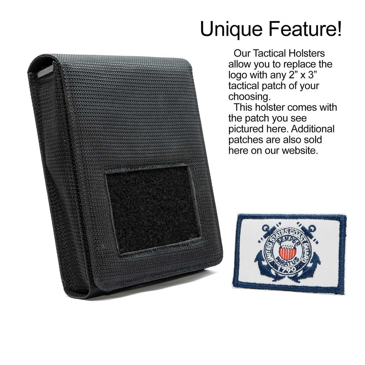 Ruger Security 9 Coast Guard Holster