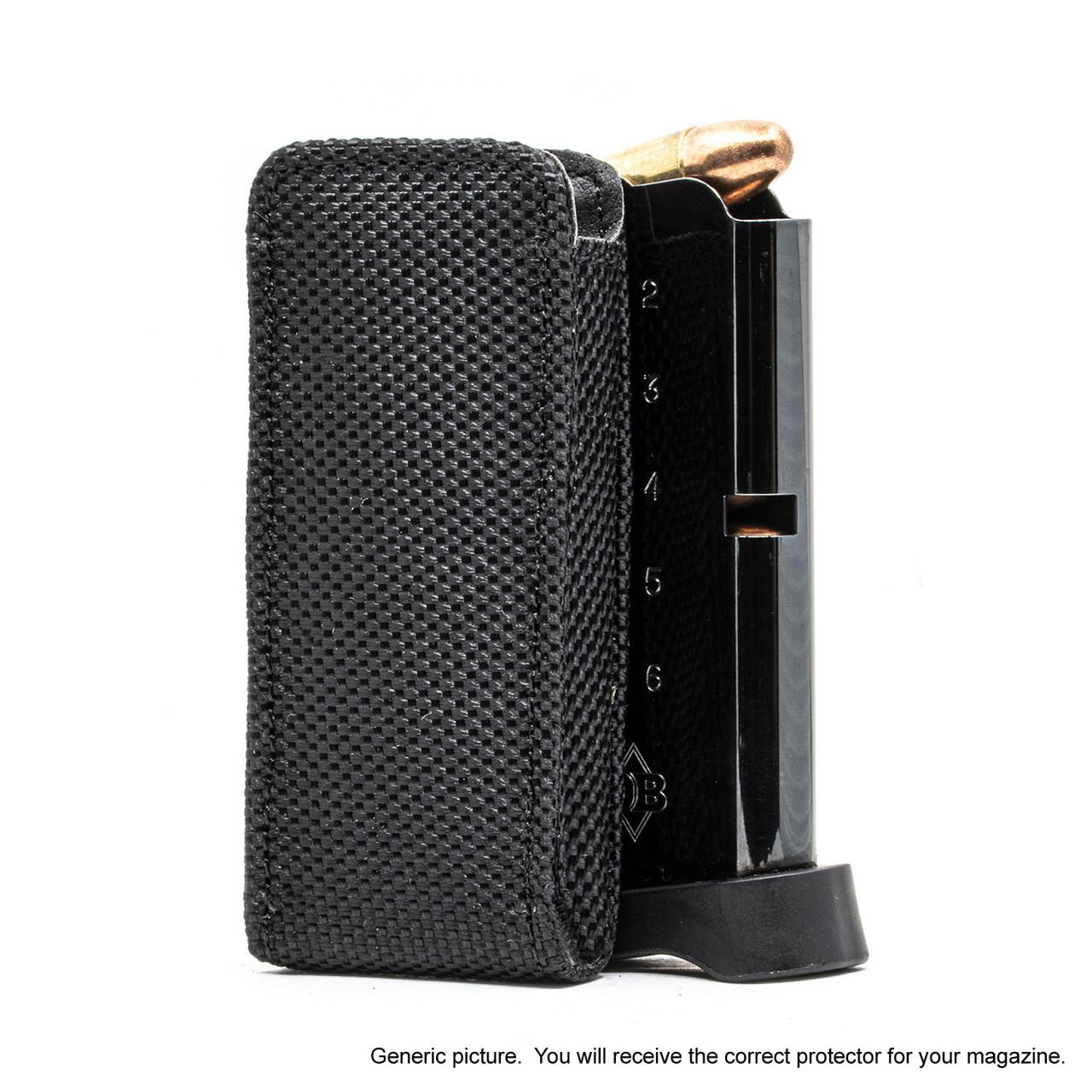 Taurus G3c Holsters Black Ballistic Nylon Magazine Pocket Protector