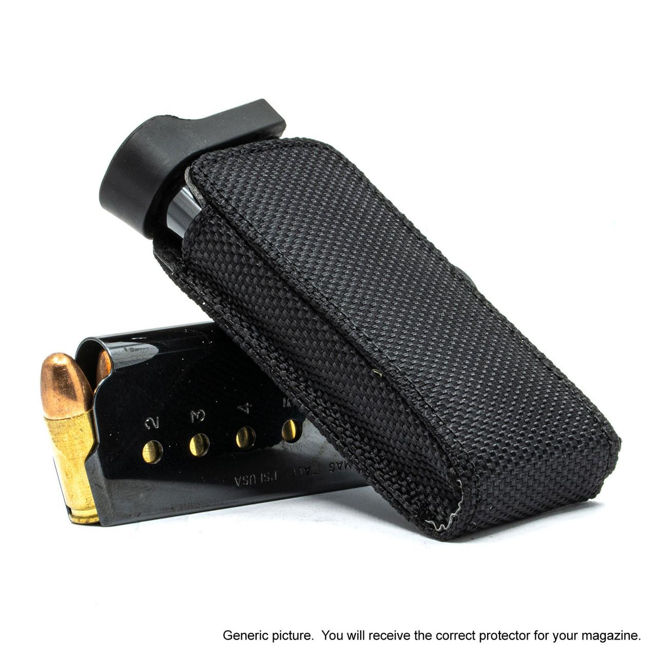 Bersa Thunder 380 Black Ballistic Nylon Magazine Pocket Protector