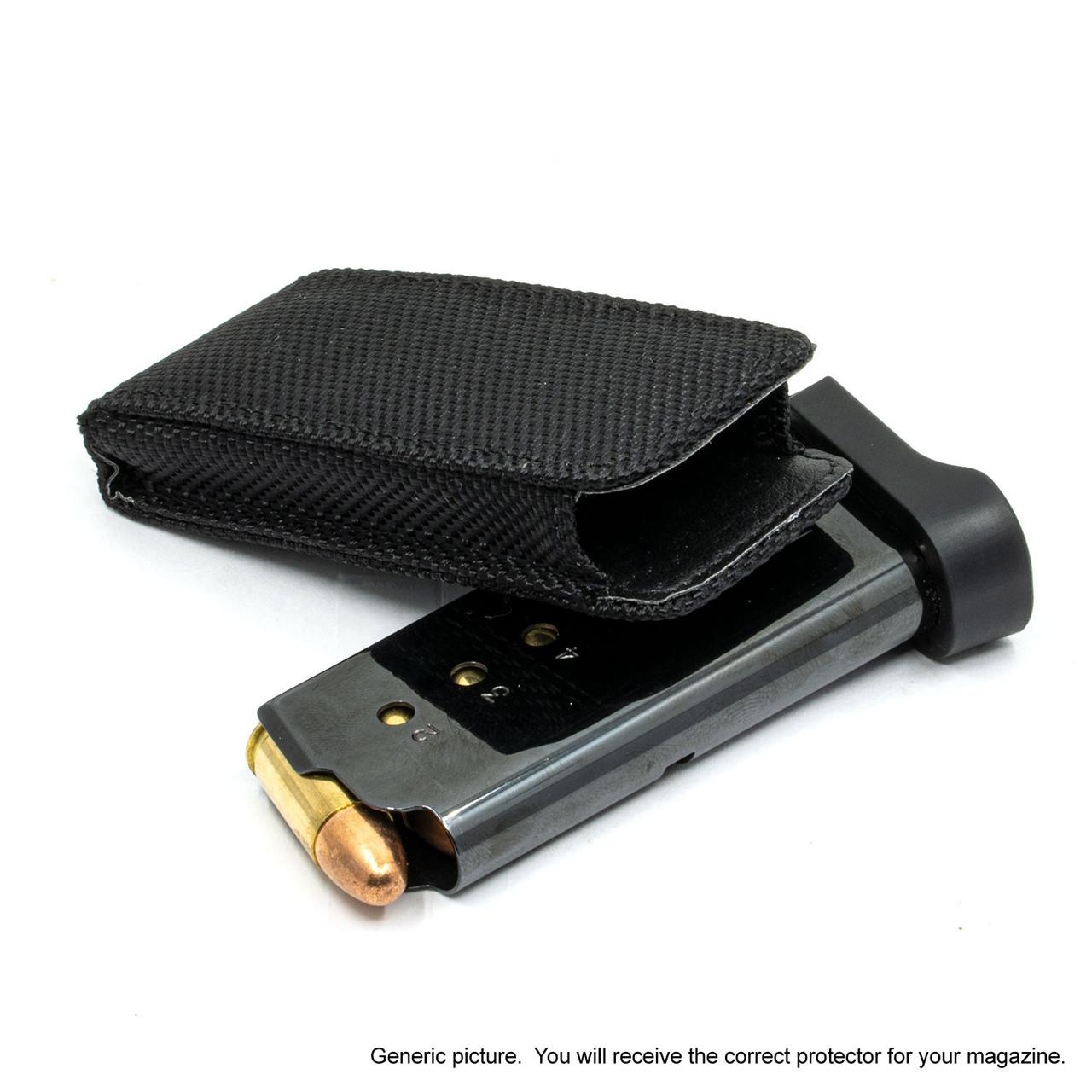 Ruger LCP MAX Black Ballistic Nylon Magazine Pocket Protector