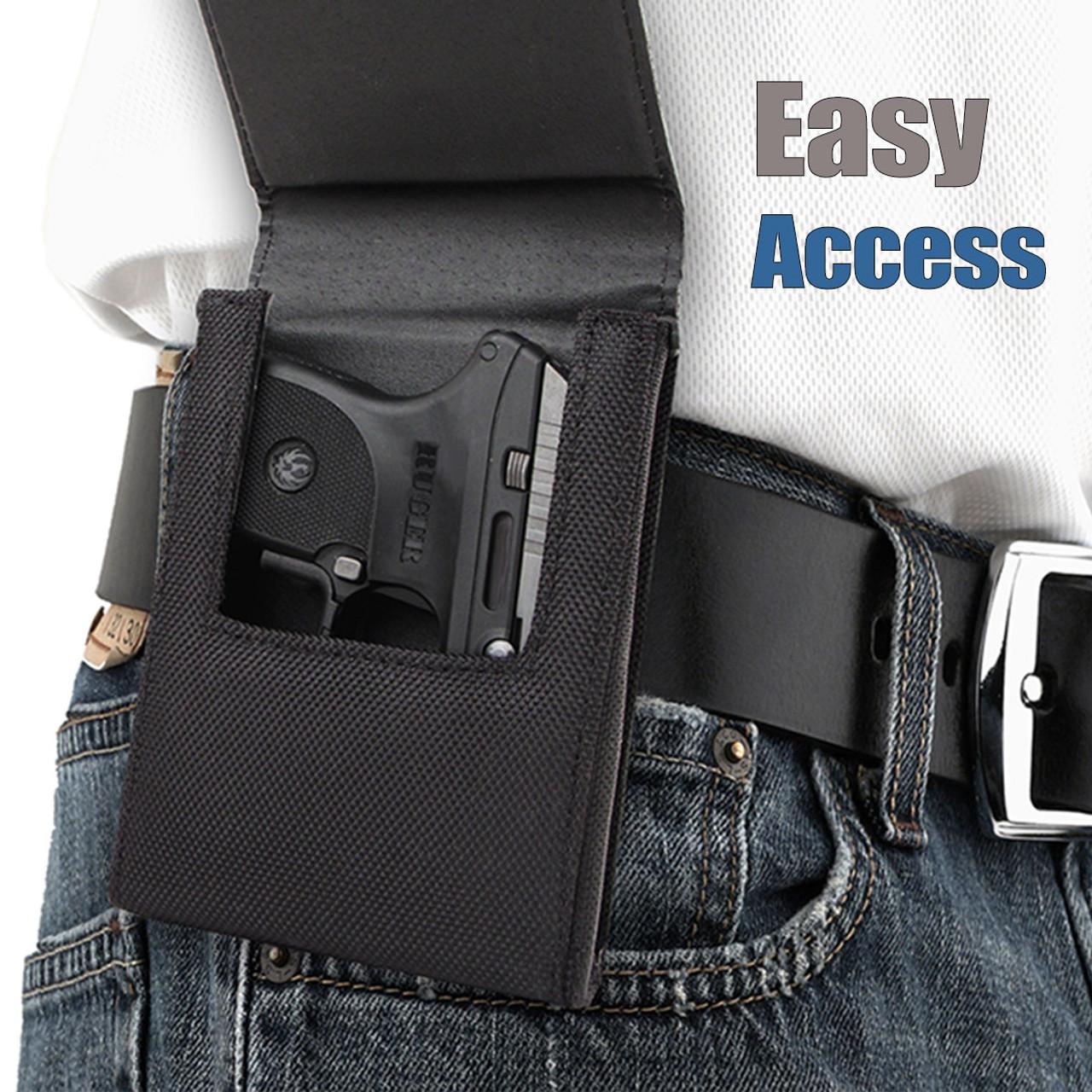 Colt Mustang Pocketlite Sneaky Pete Holster (Belt Clip)