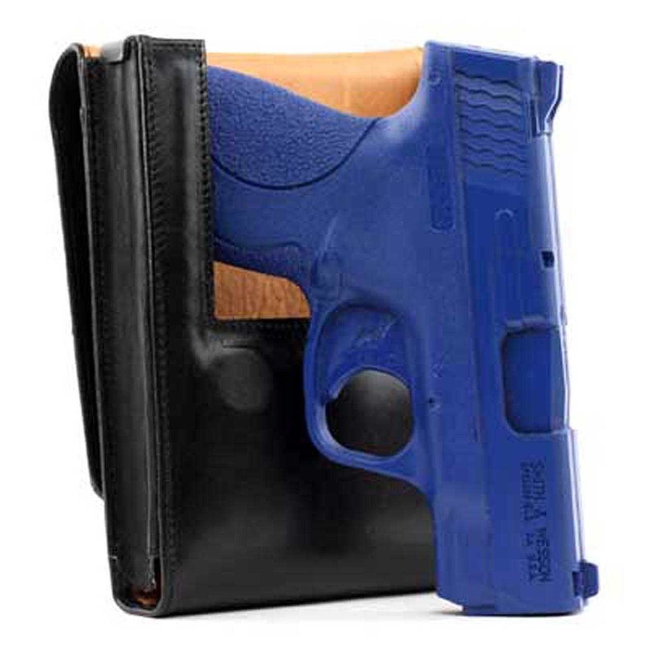 M&P Shield 380 EZ Concealed Carry Holster (Belt Loop)