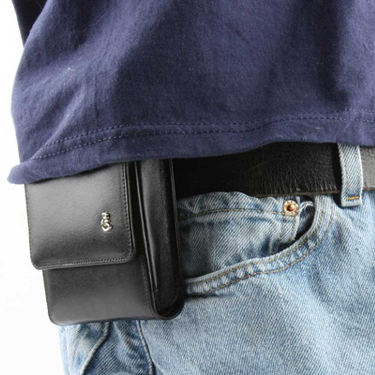 Kahr P40 Sneaky Pete Holster (Belt Clip)