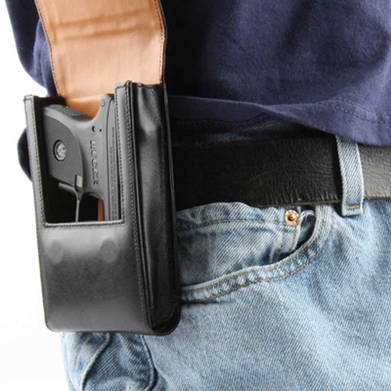 Kahr P9 Sneaky Pete Holster (Belt Clip)