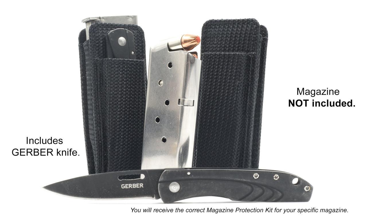 Springfield XD9sc Magazine Protection Kit