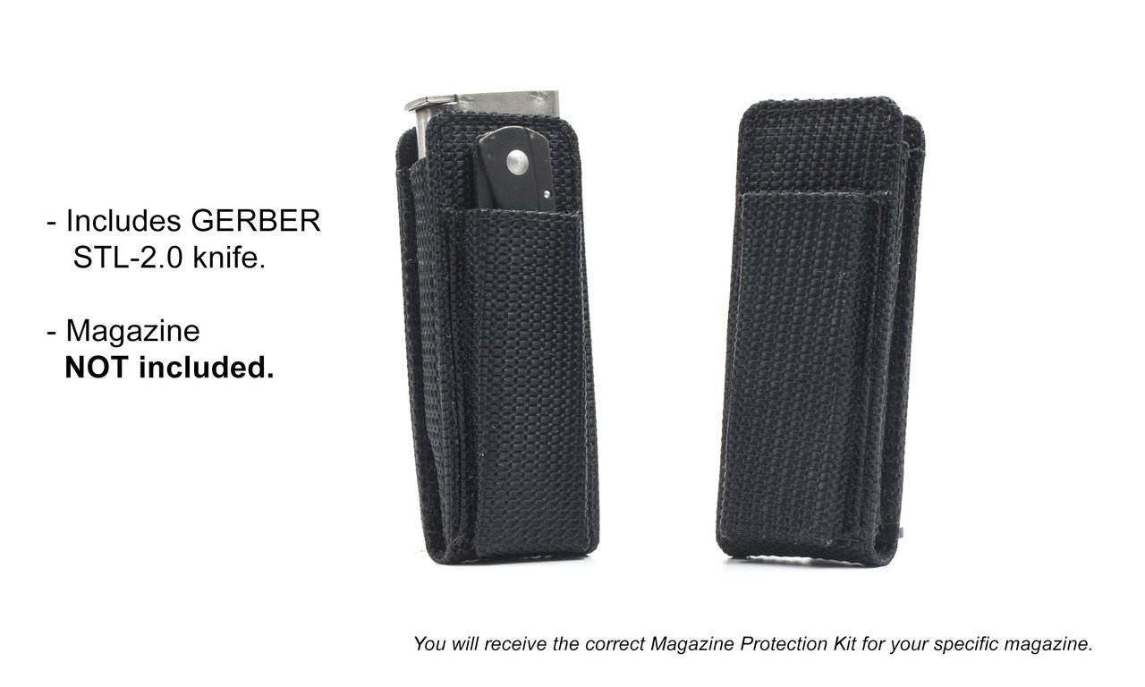 "S&W Pro 3"" Compact 1911 Magazine Protection Kit"