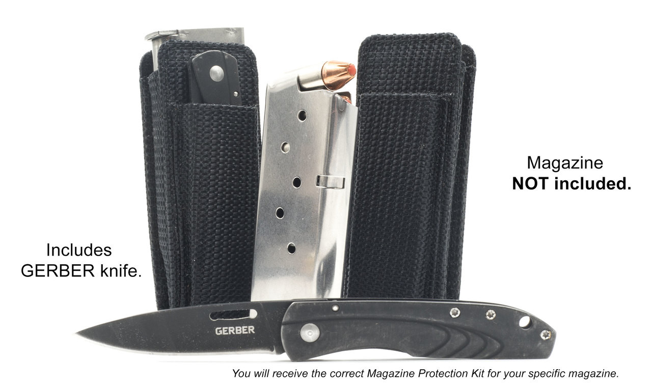 Walther PPS 40cal Magazine Protection Kit