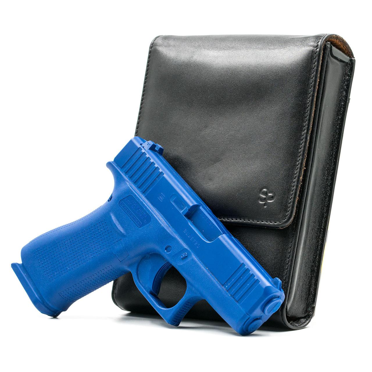 Glock 43X Sneaky Pete Holster (Belt Loop)