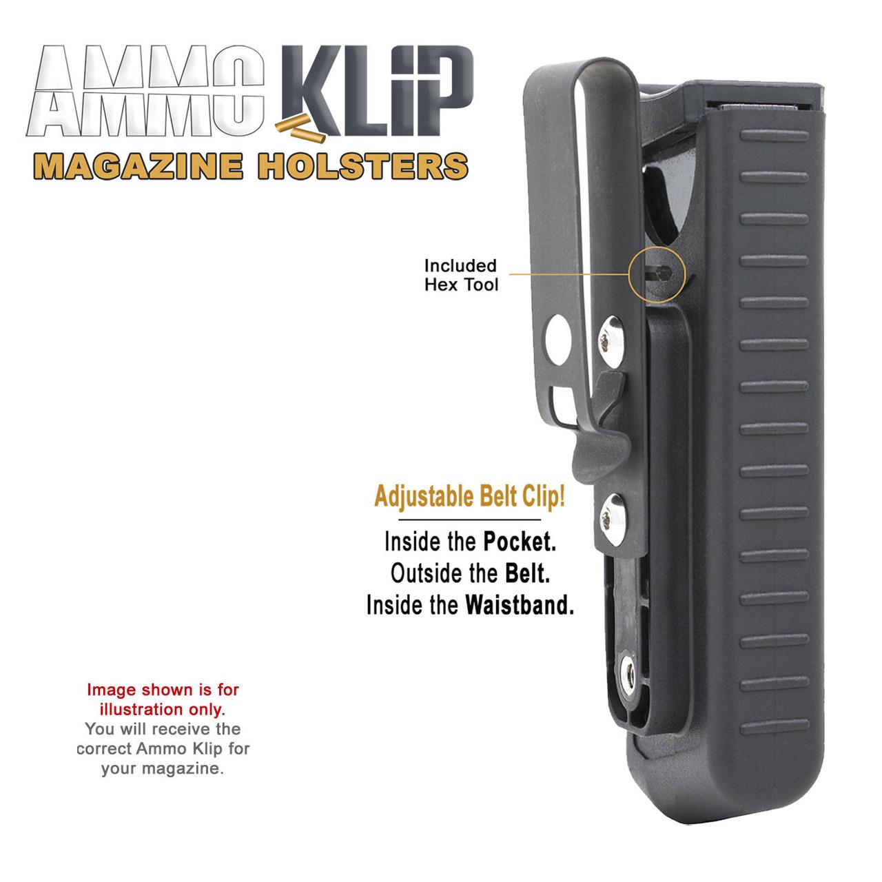 Sig P238 Ammo Klip