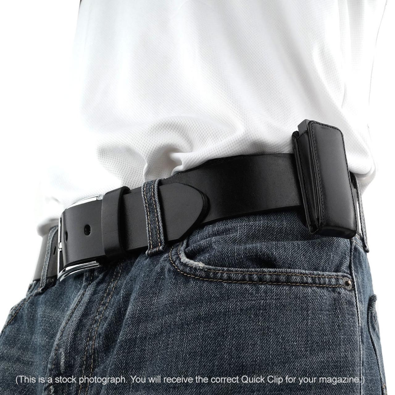 Glock 43X Quick Clip Magazine Holster