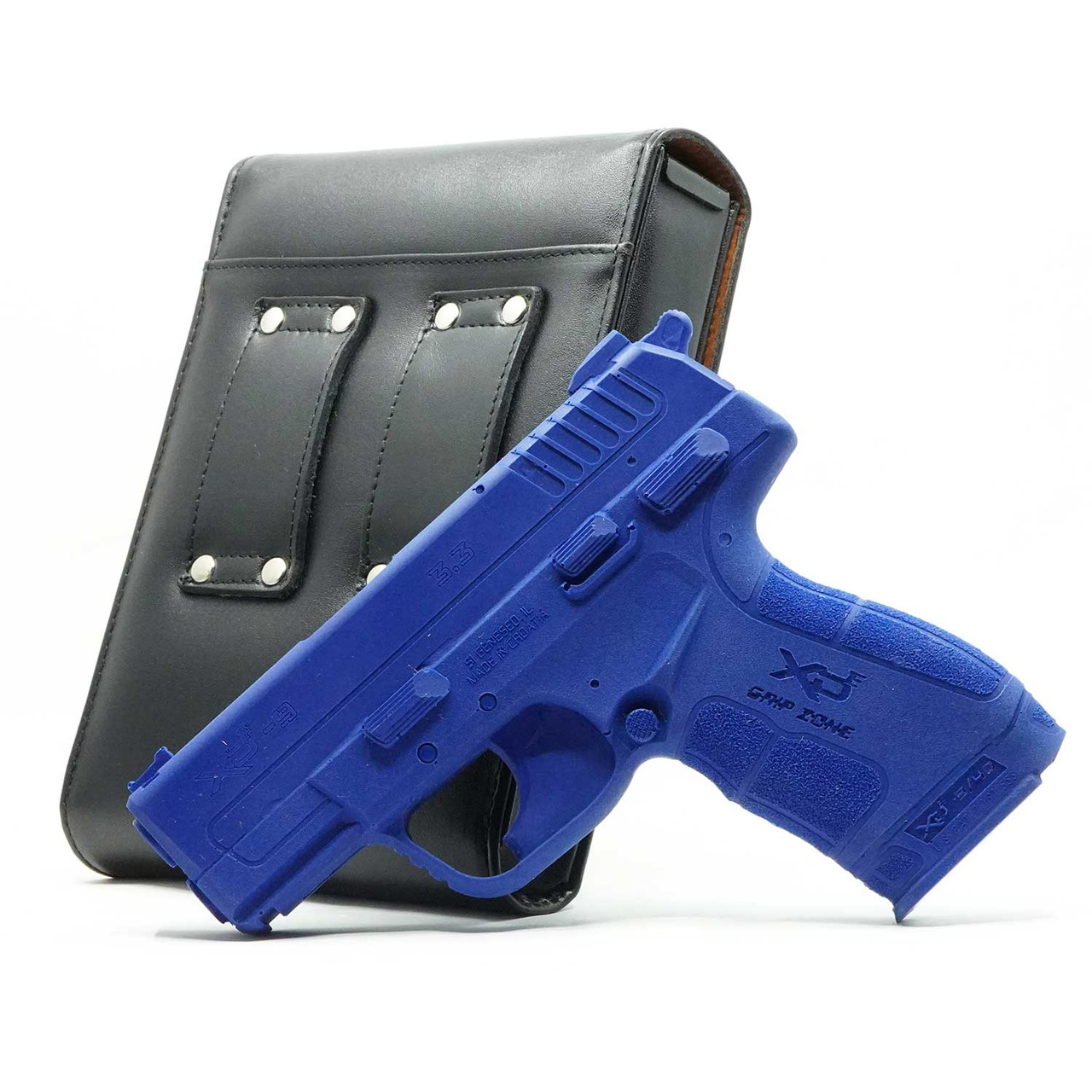 Springfield XDE 9mm Concealed Carry Holster (Belt Loop)