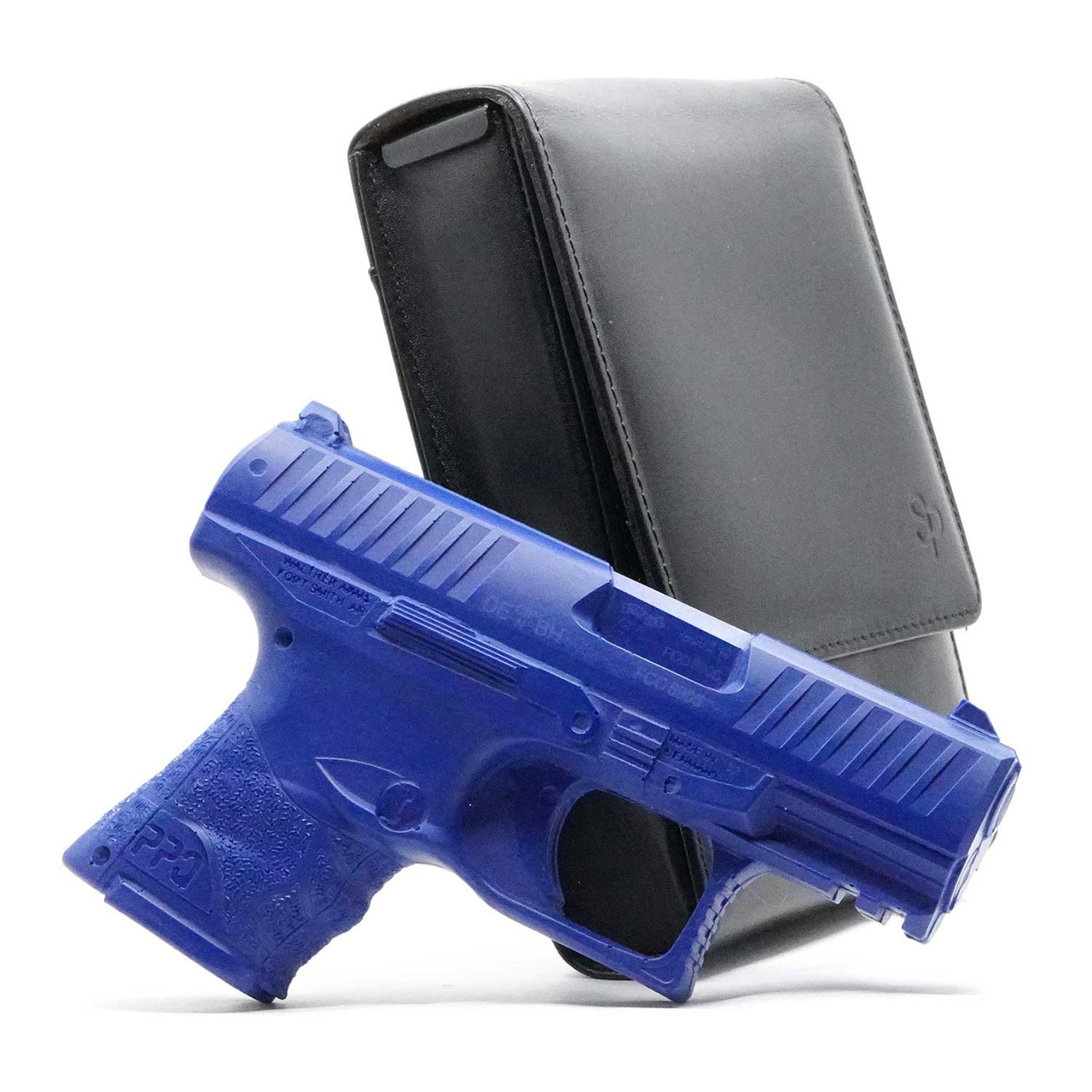 Walther PPQ Sub-Compact Sneaky Pete Holster (Belt Clip)