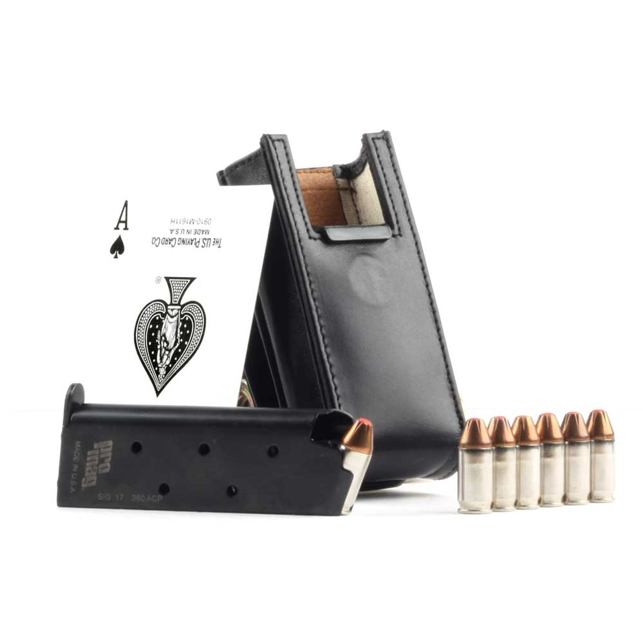 Masterpiece Arms 380 Plan B Magazine Holster