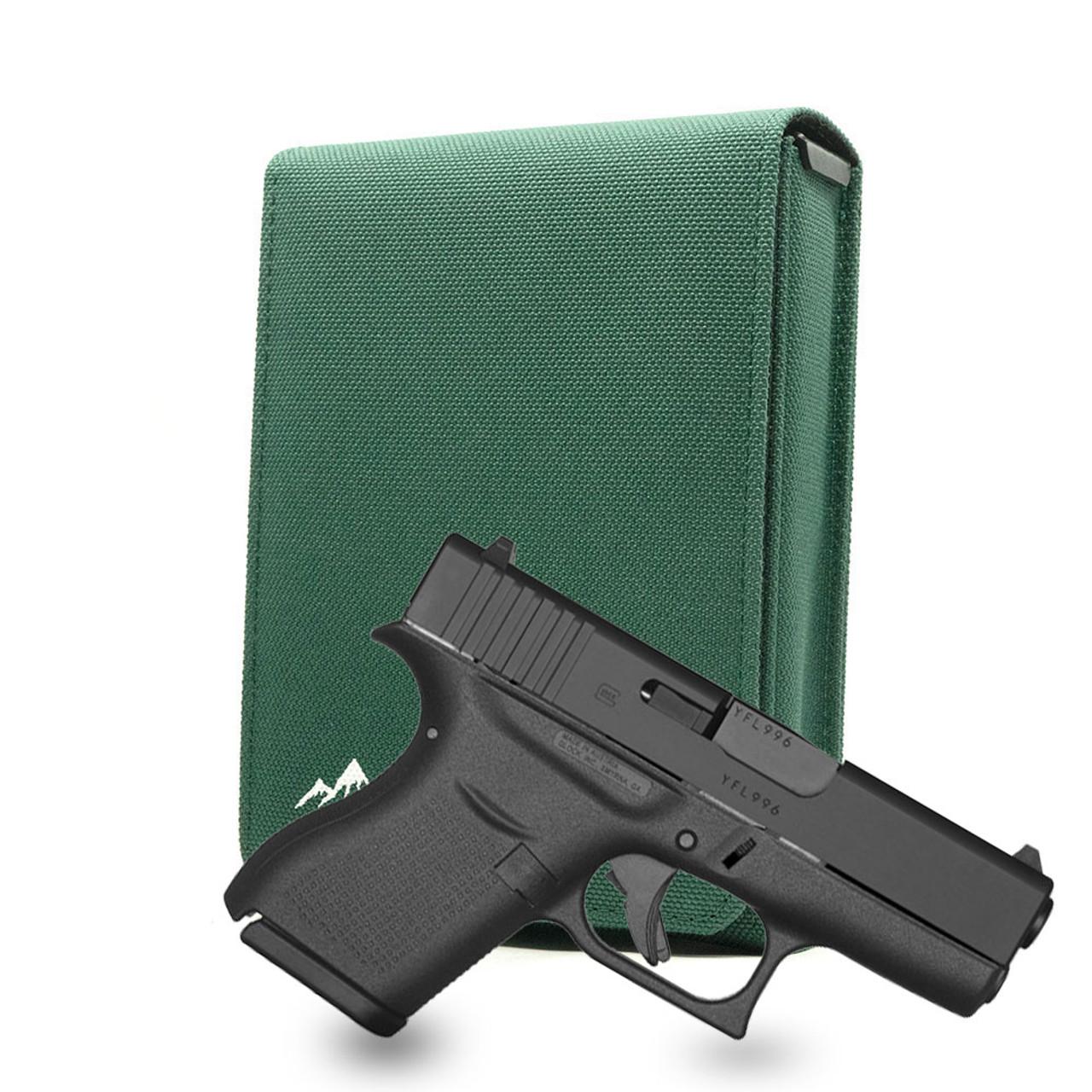 Glock 43 Green Covert Series Holster