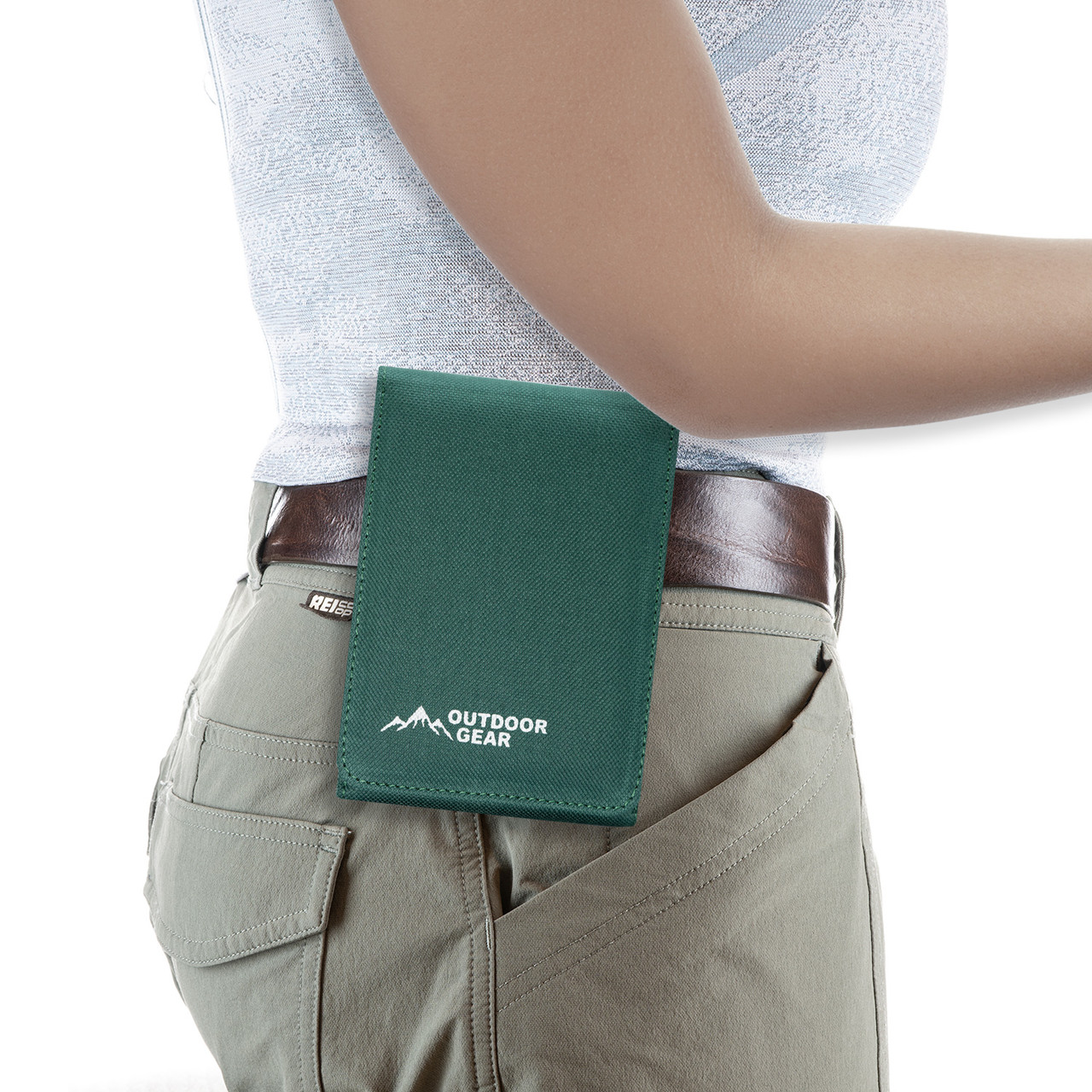 Ruger Security 9 Green Covert Series Holster