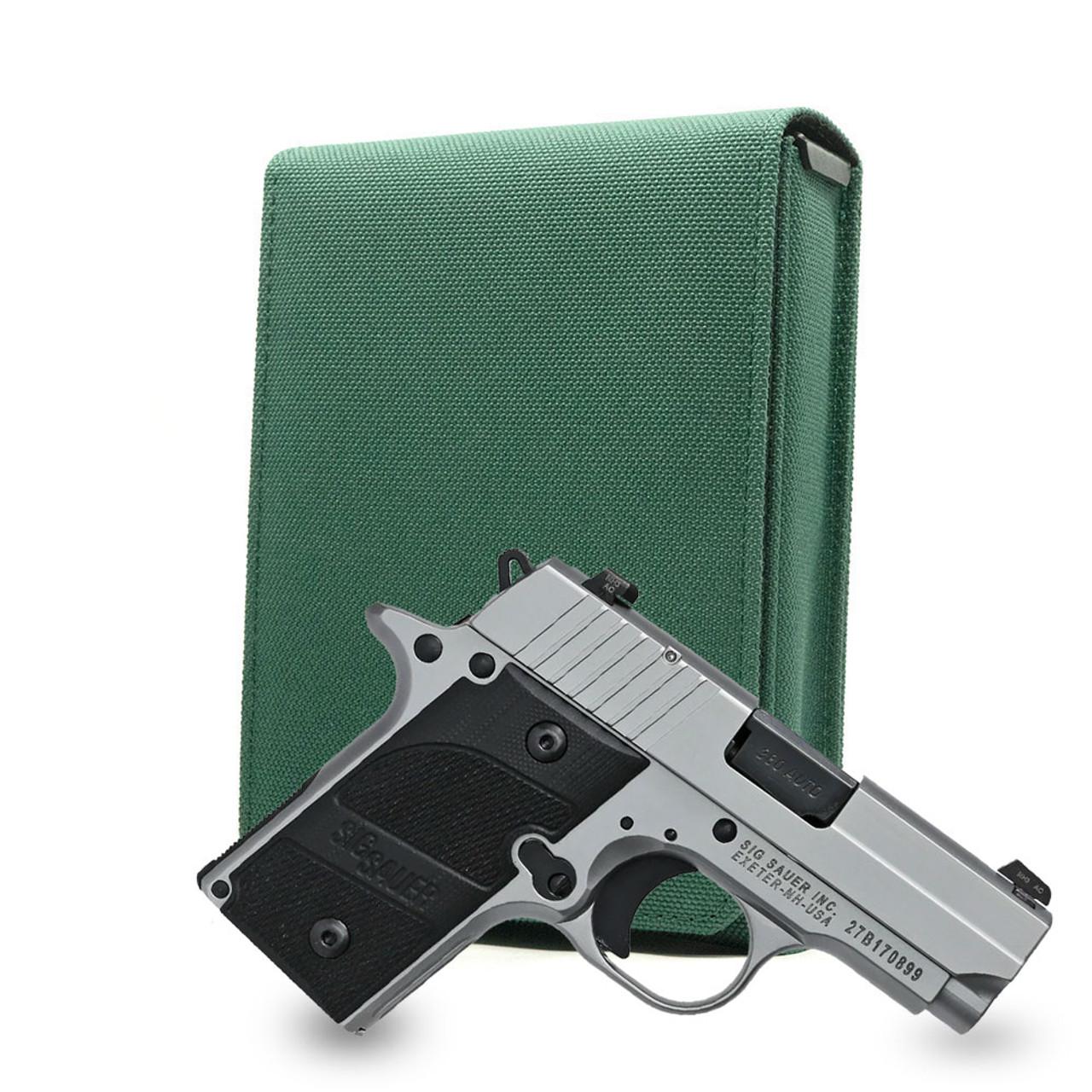 Sig P238 Green Covert Series Holster