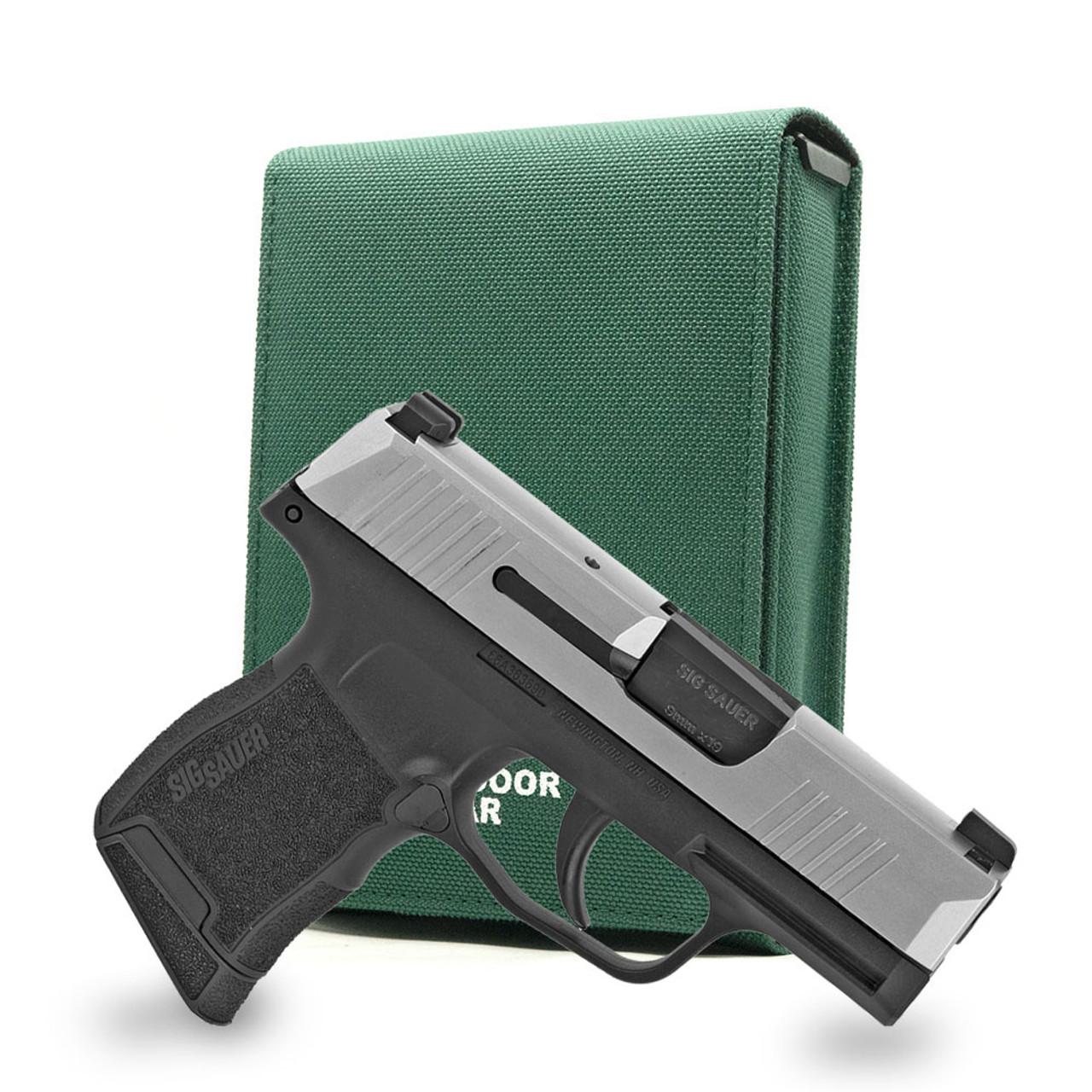 Sig P365 Green Covert Series Holster