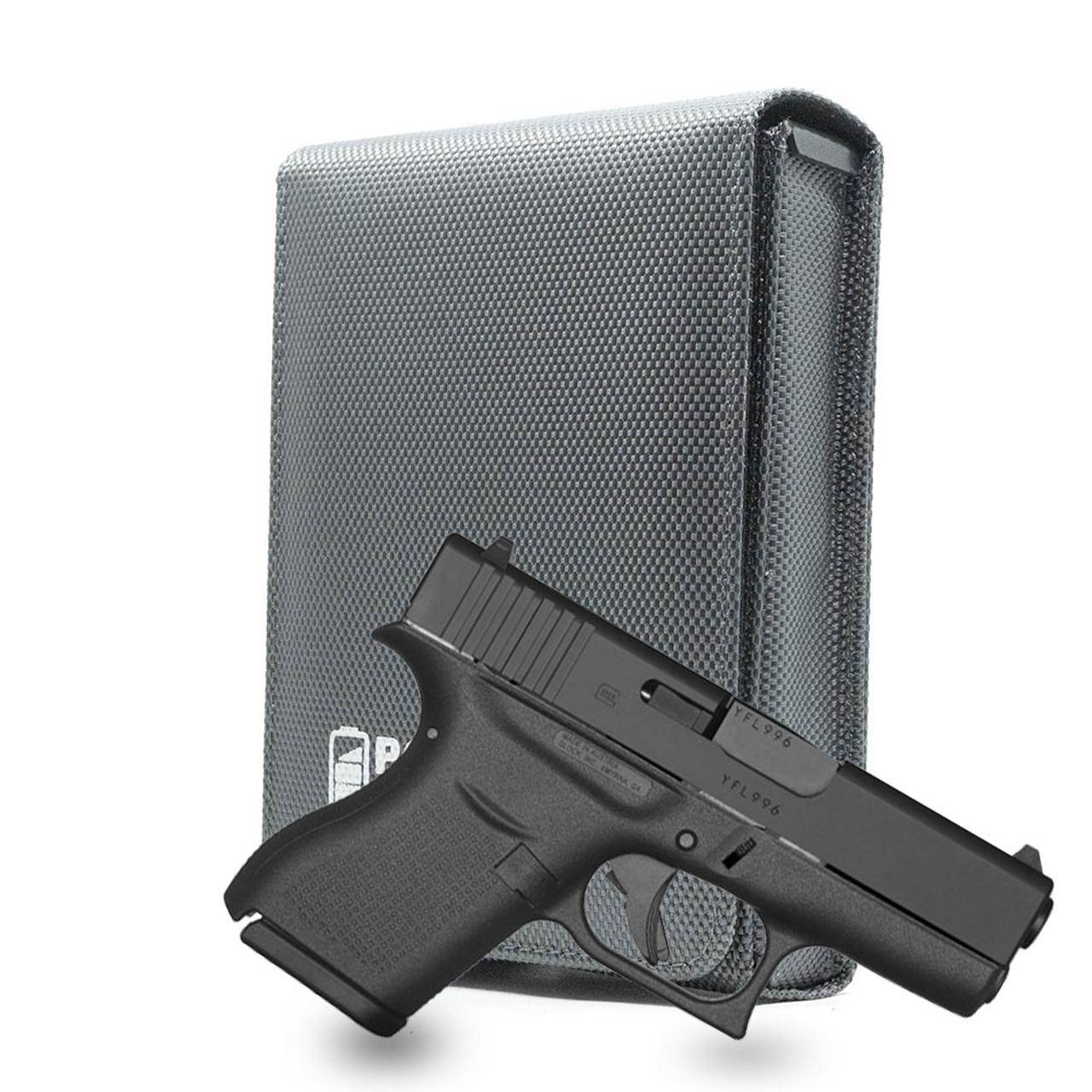 Glock 43 Grey Covert Series Holster