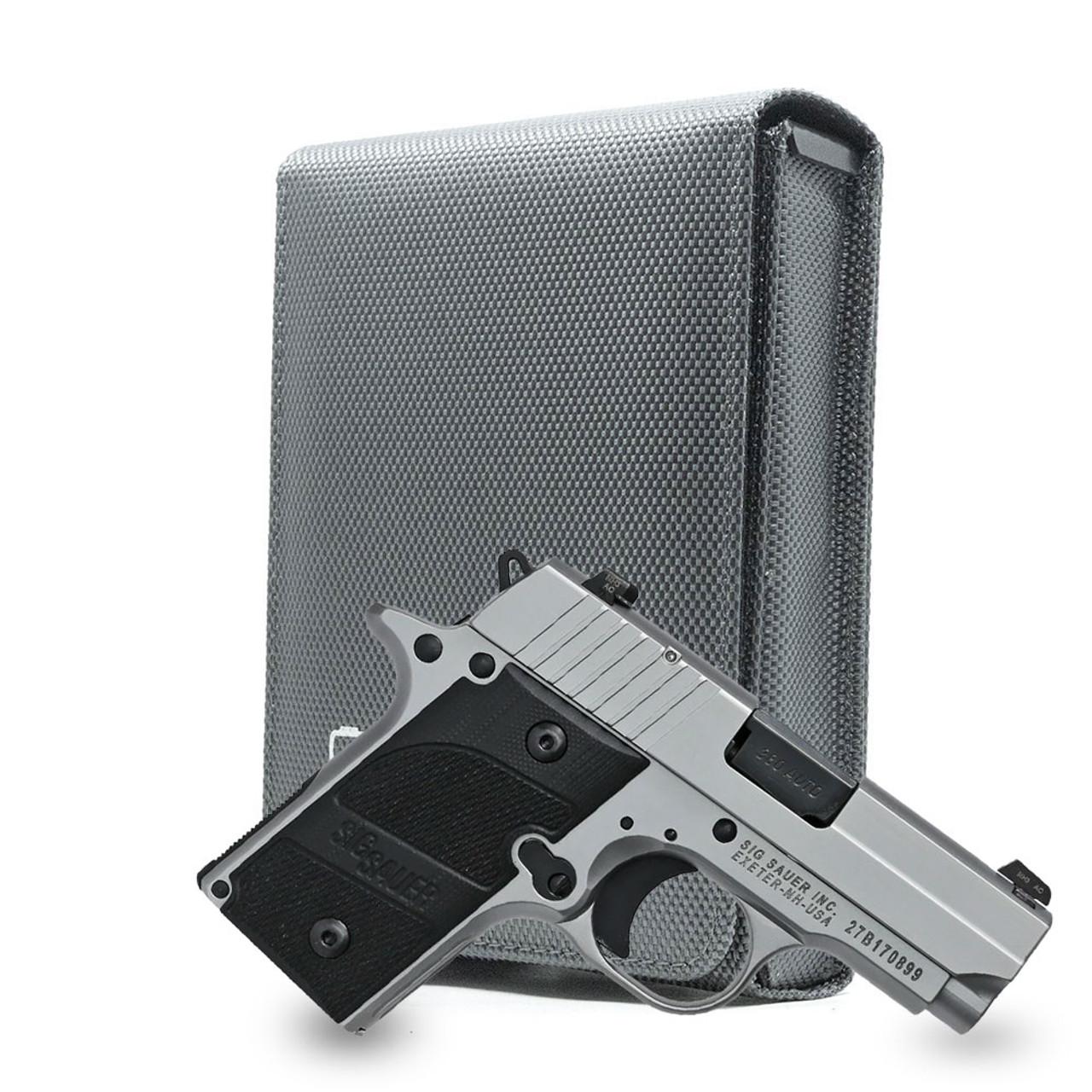 Sig P238 Grey Covert Series Holster