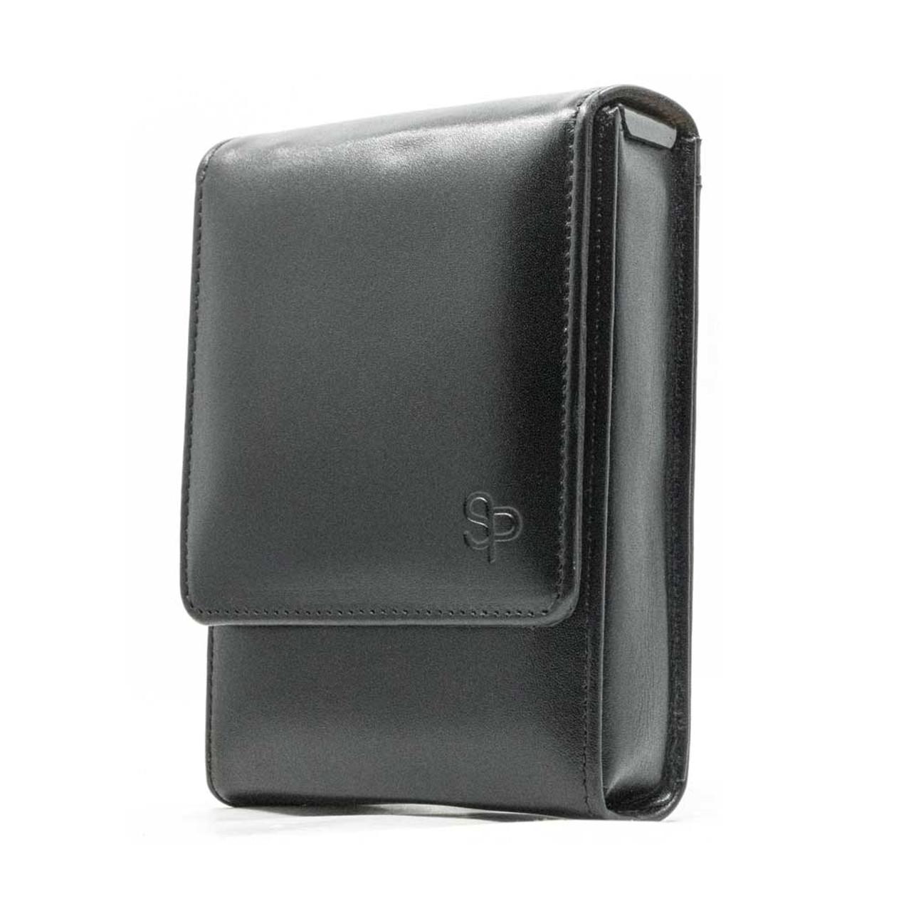 Kimber Evo Black Leather Holster