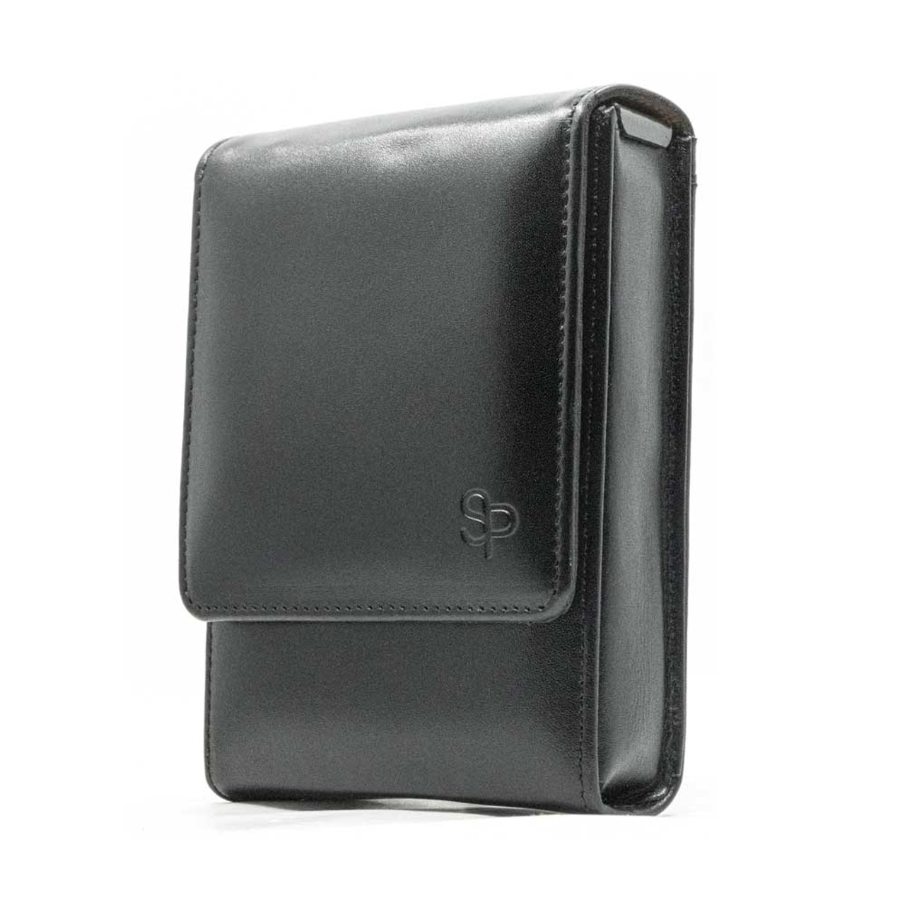 Springfield XDE 9mm Black Leather Holster