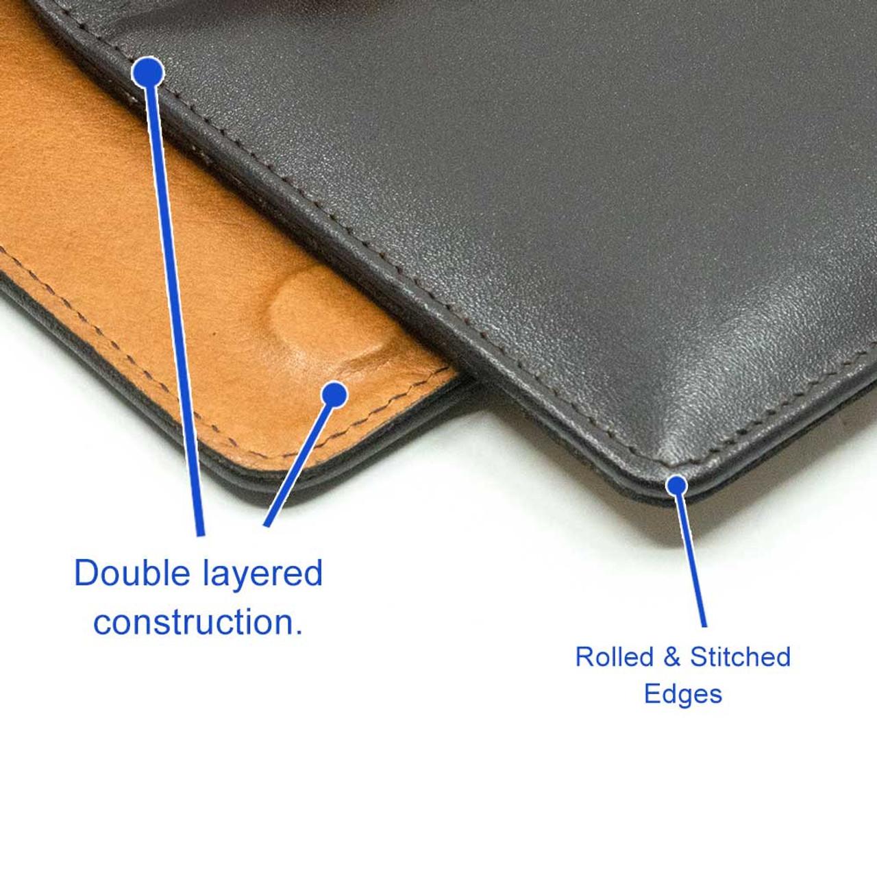 Kimber Evo Brown Leather Series Holster