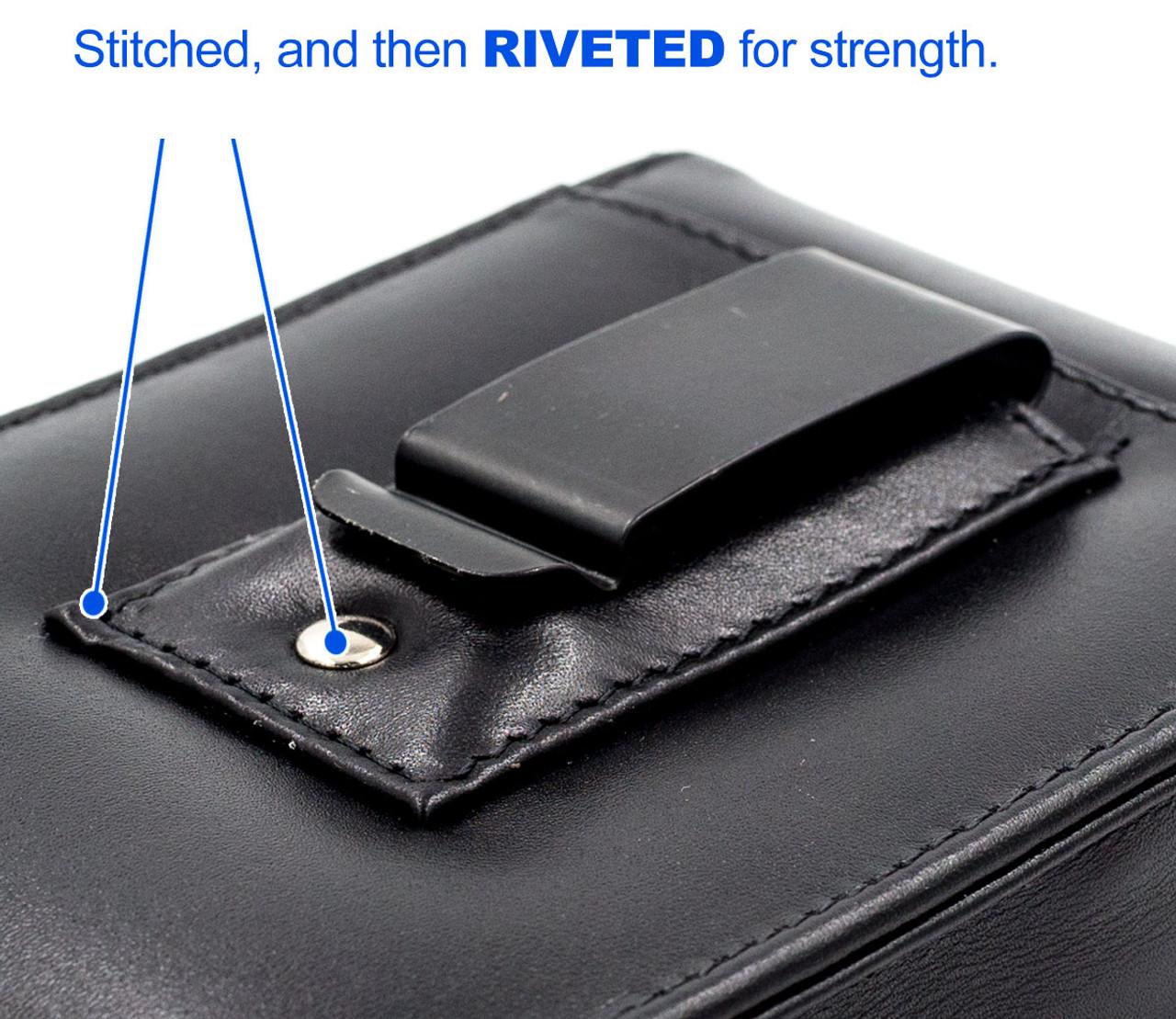 Ruger LCP Concealed Carry Holster (Belt Loop)
