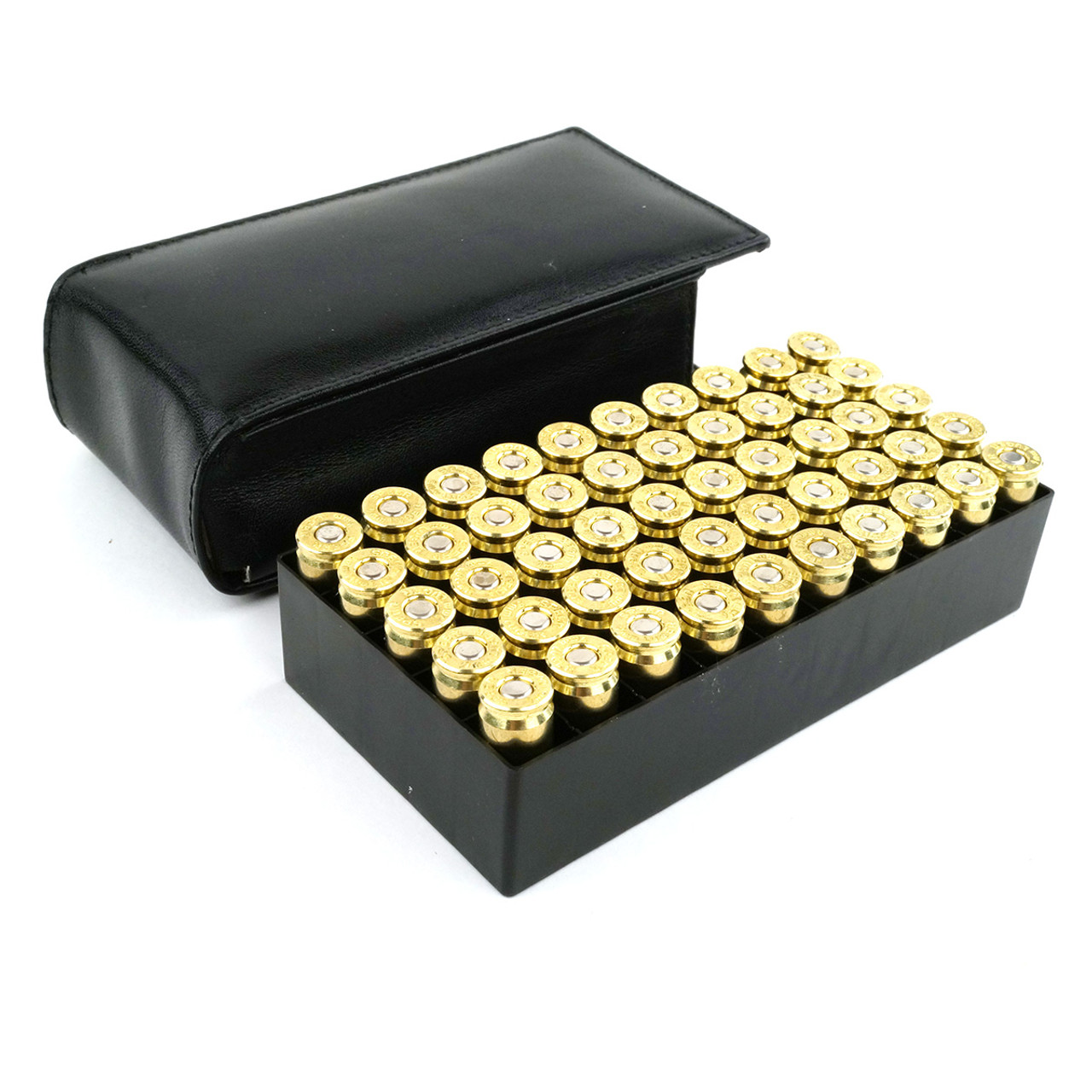 Walther PPS 40cal Leather Bullet Brick