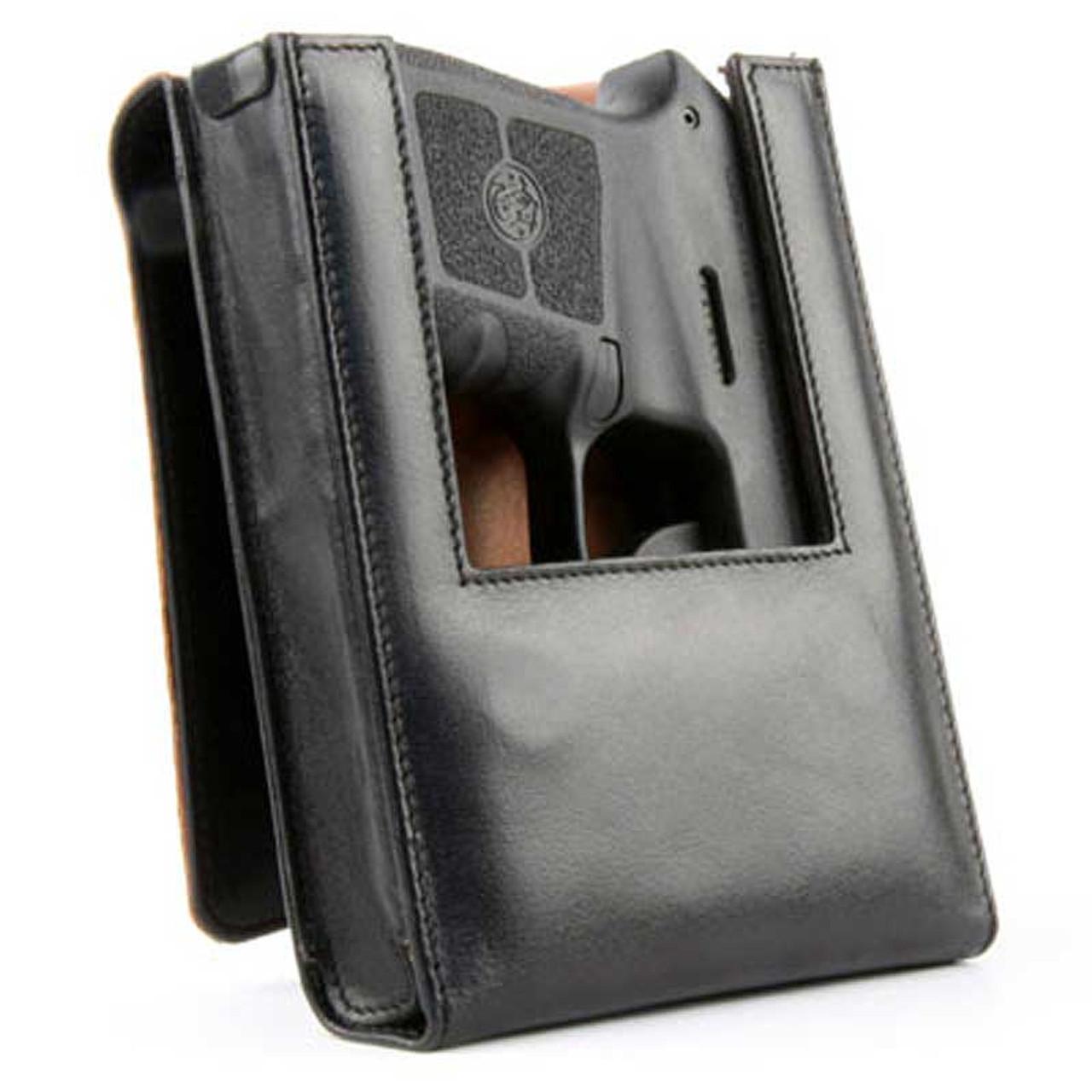 S&W Bodyguard 380 Concealed Carry Holster (Belt Loop)