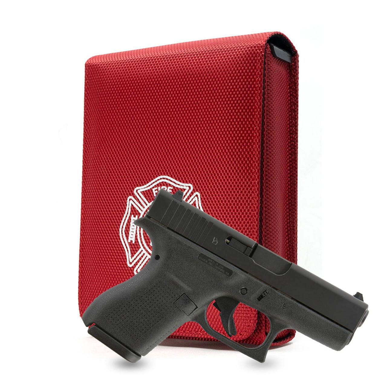 Glock 42 Red Covert Series Holster