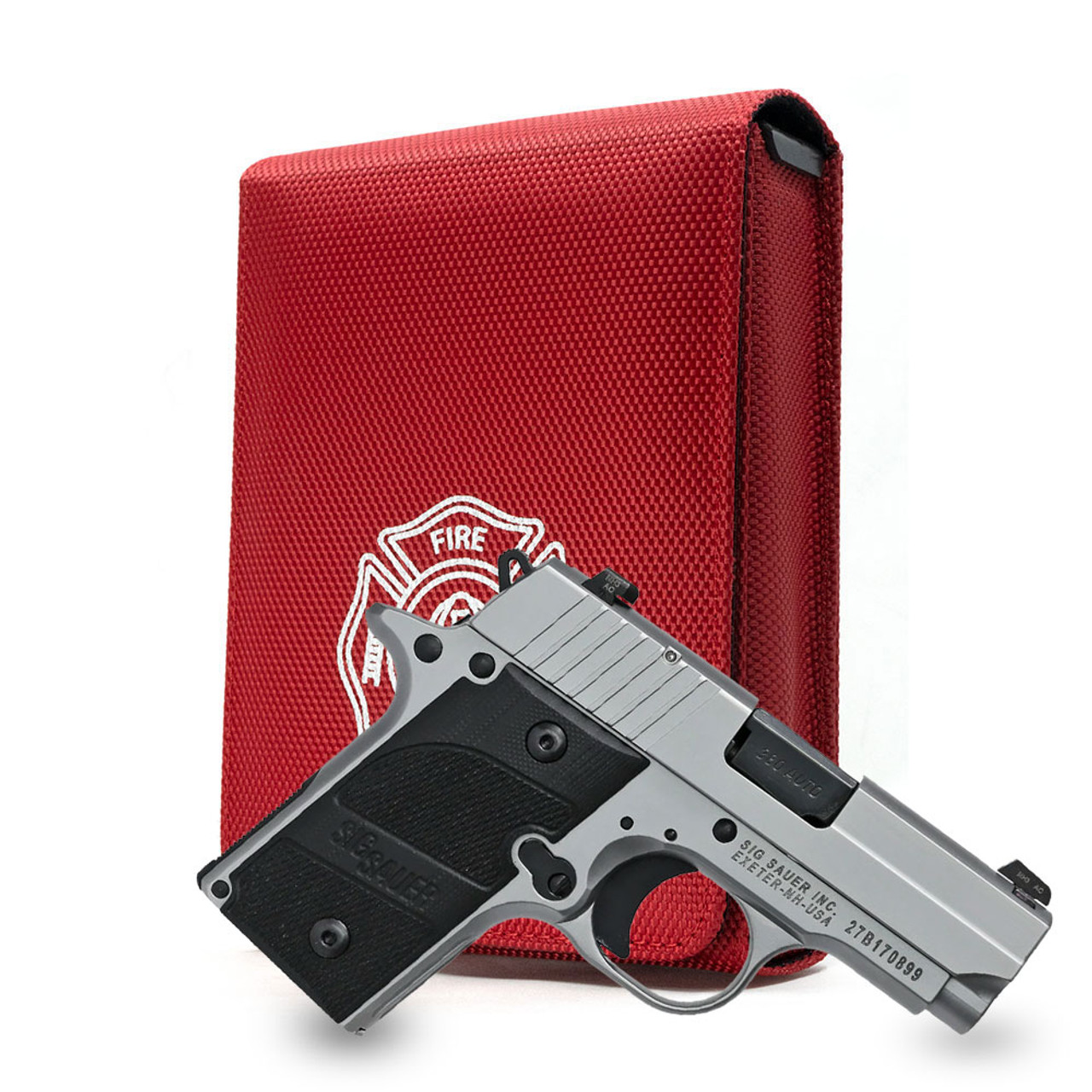 Sig P238 Red Covert Series Holster