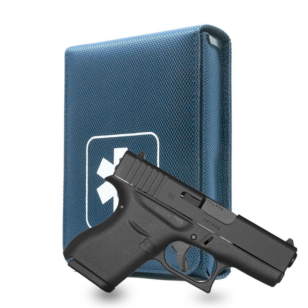 Glock 43 Blue Covert Series Holster