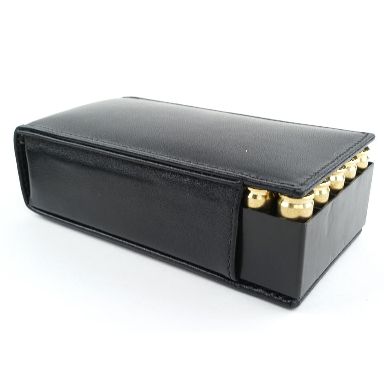 Ruger SR40c Leather Bullet Brick