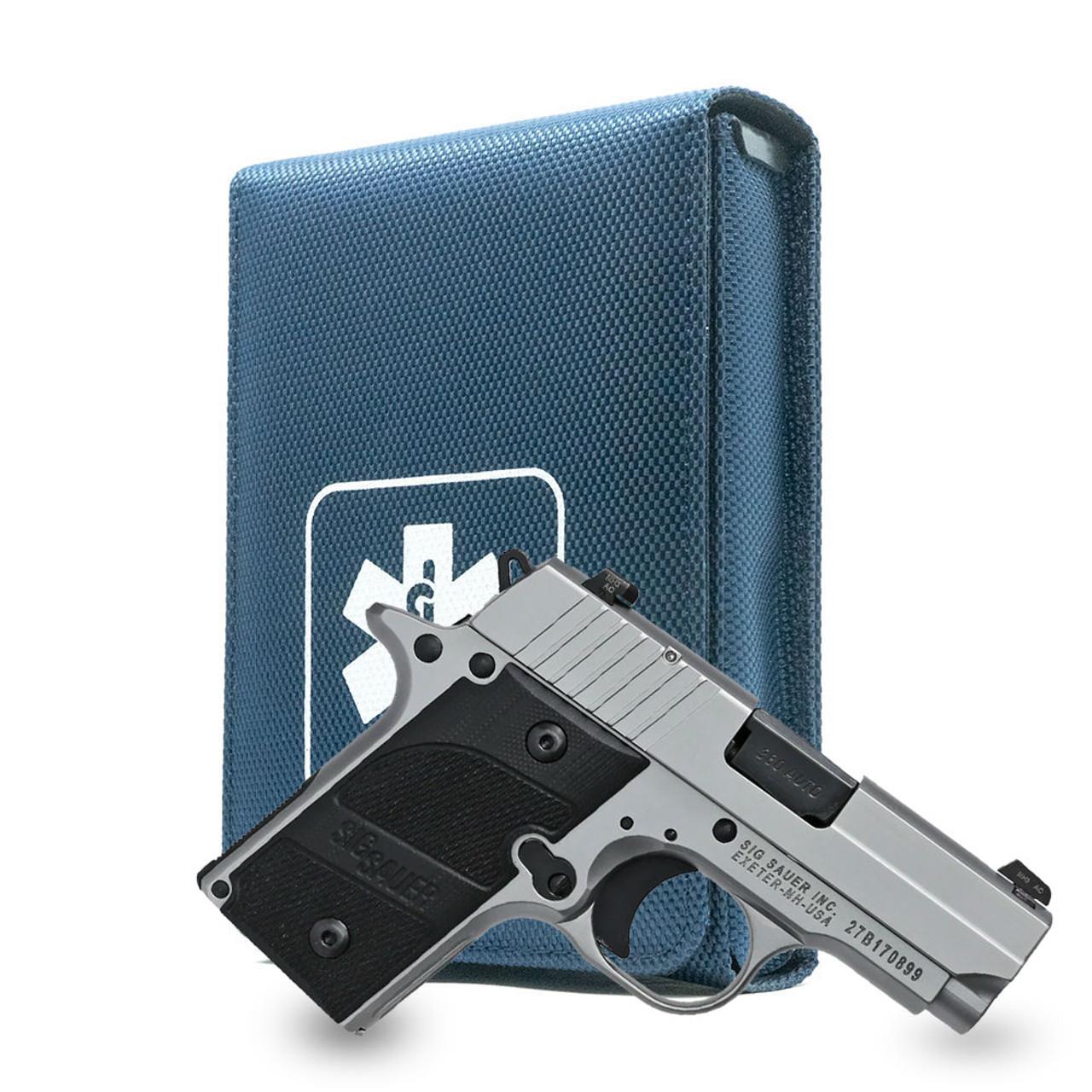 Sig P238 Blue Covert Series Holster