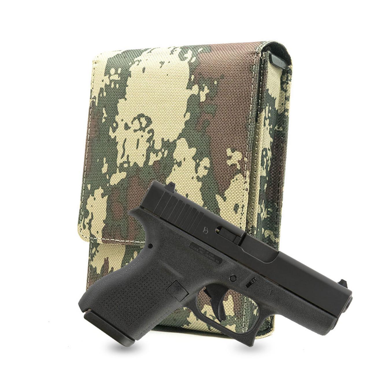 Glock 42 Camouflage Nylon Series Holster
