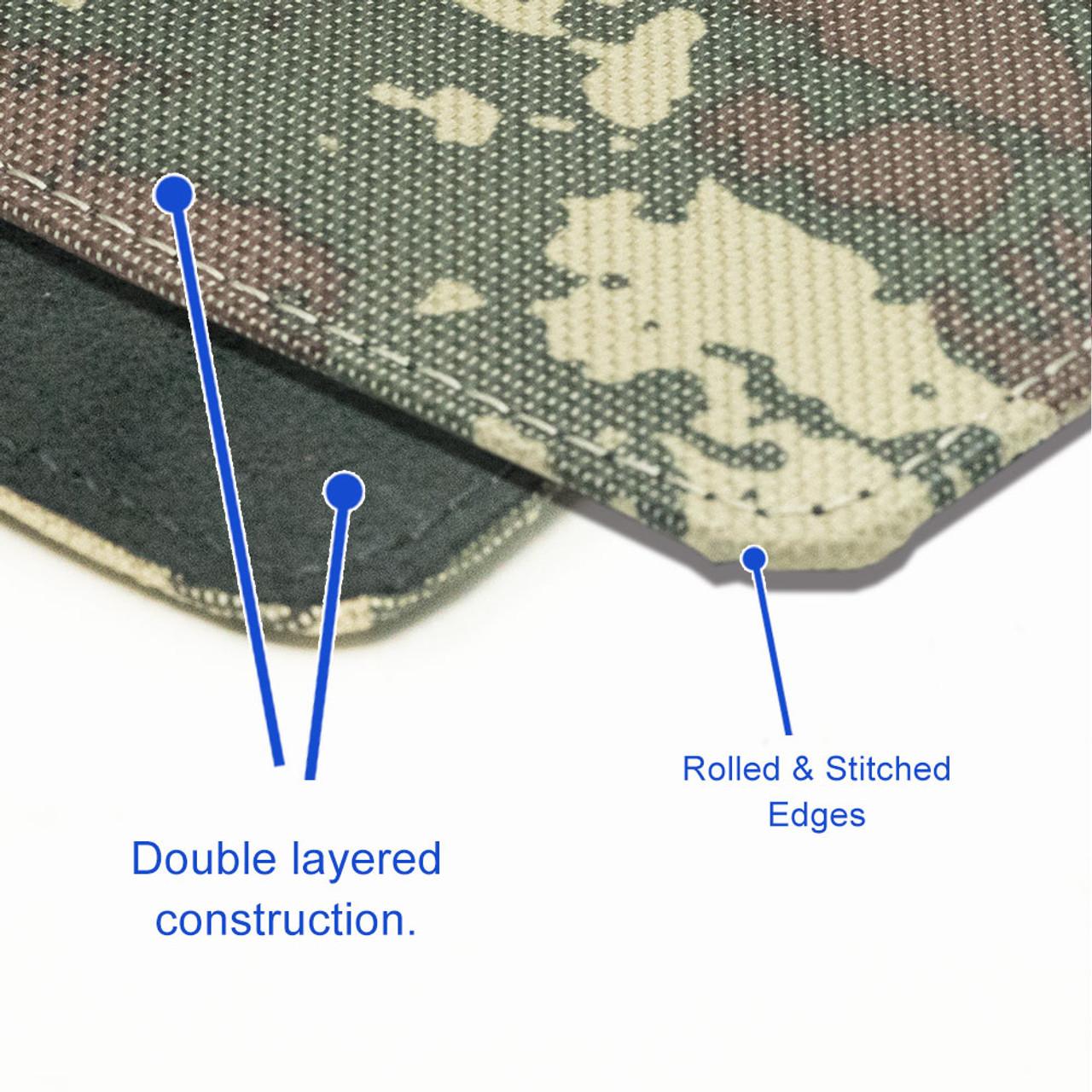 Glock 43X Camouflage Nylon Series Holster