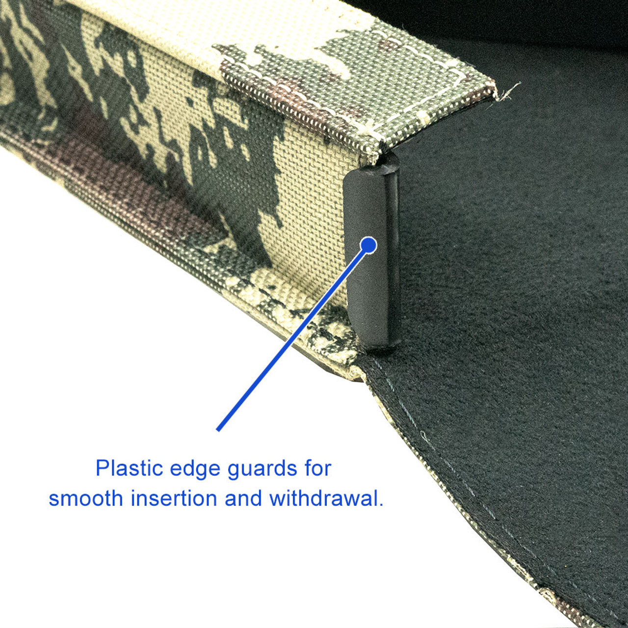 Ruger Security 9 Compact Camouflage Nylon Series Holster