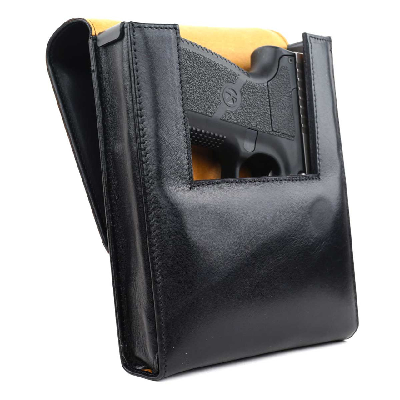 Kahr CW40 Concealed Carry Holster (Belt Loop)