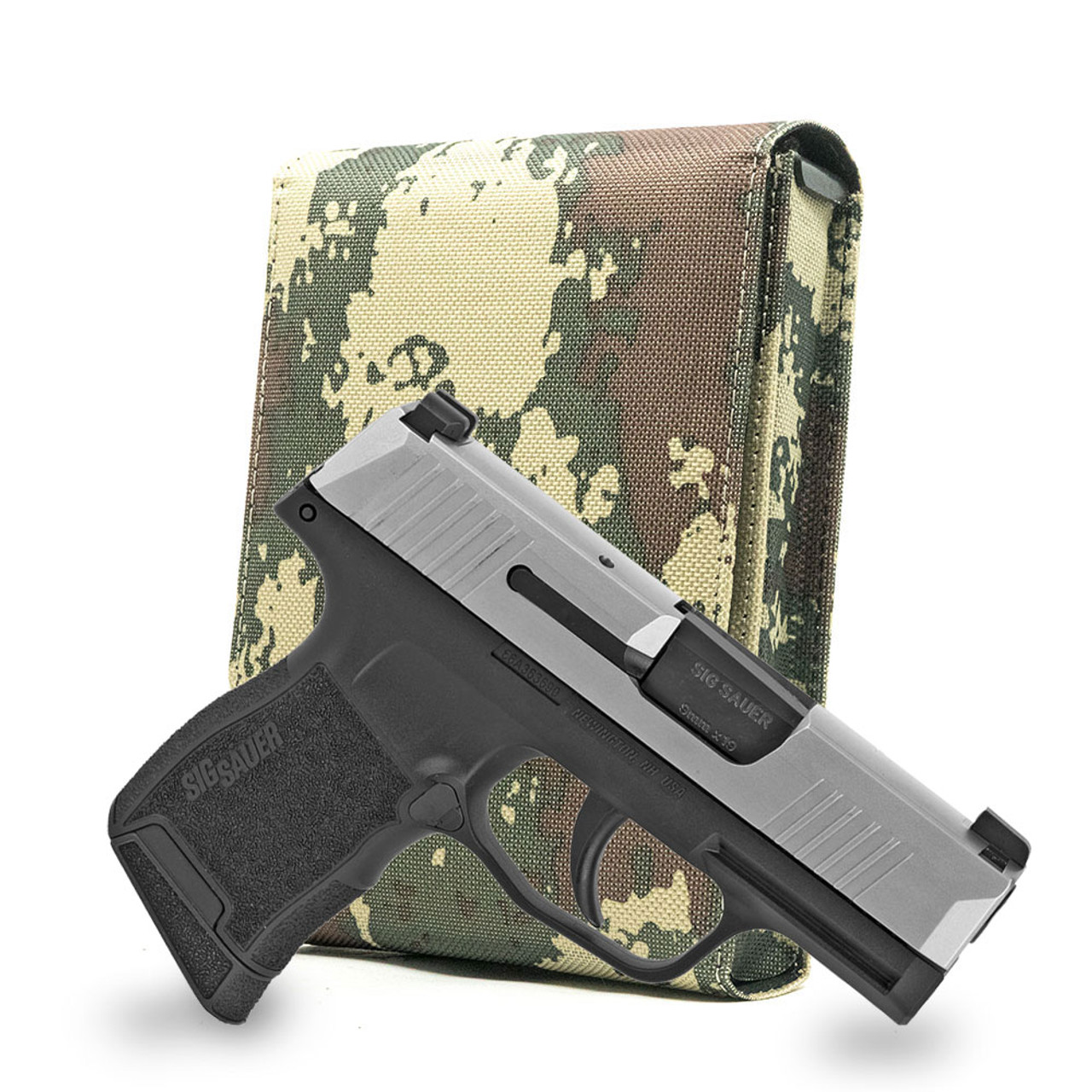 Sig P365 Camouflage Nylon Series Holster