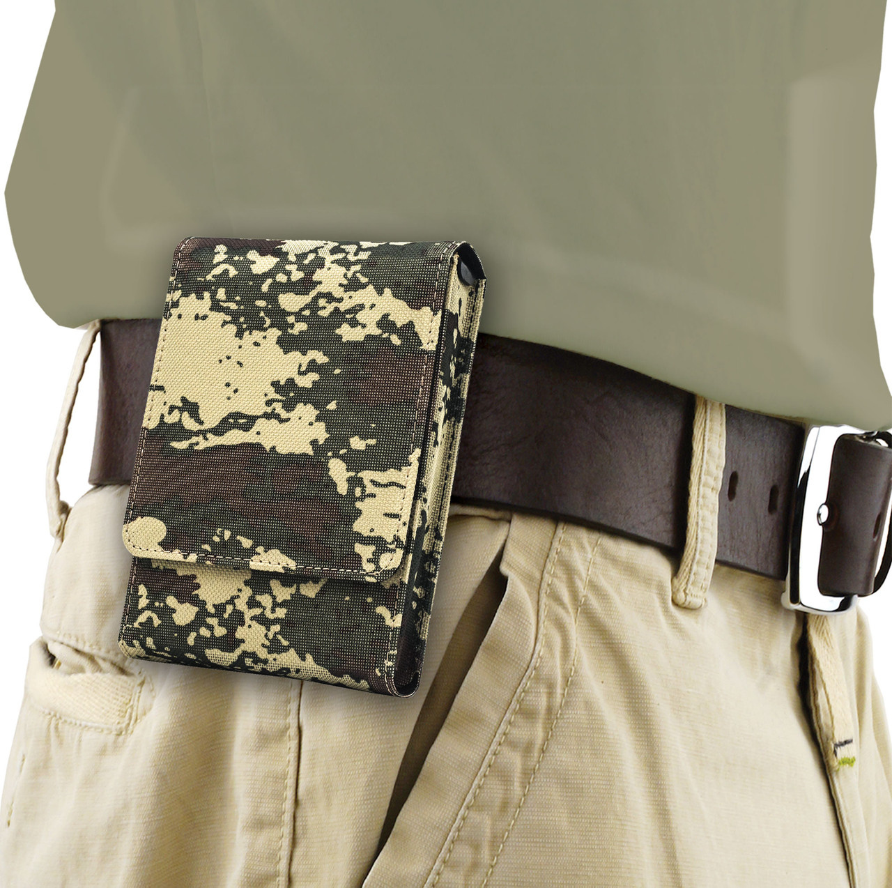 Sig P365 XL Camouflage Nylon Series Holster