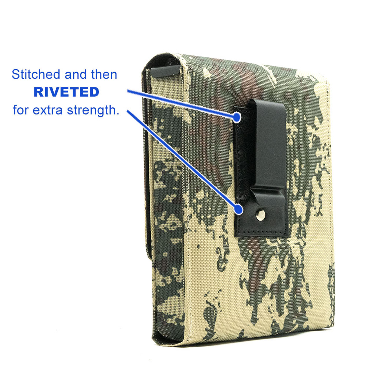 Springfield Ultra Compact Camouflage Nylon Series Holster