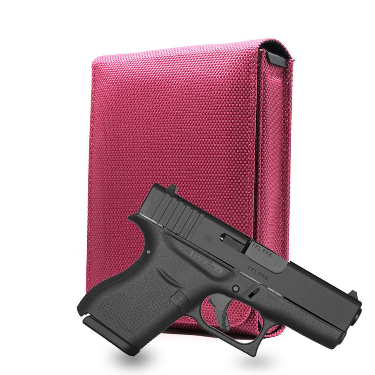 Glock 43 Pink Covert Series Holster