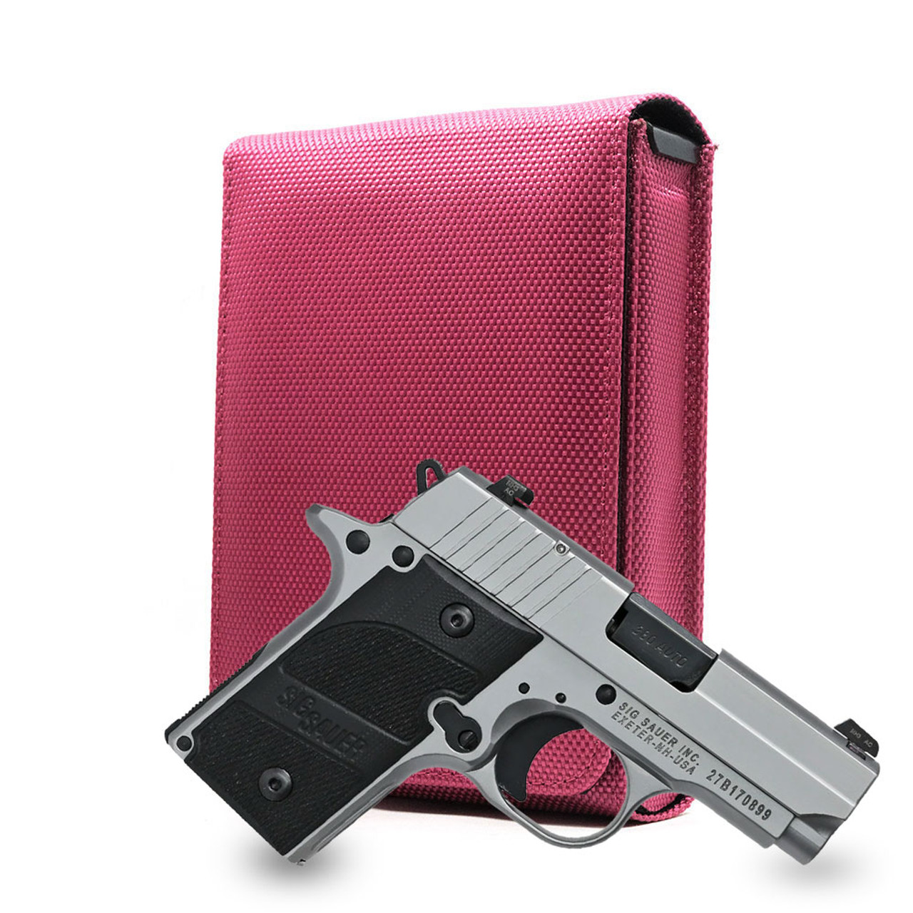 Sig P238 Pink Covert Series Holster