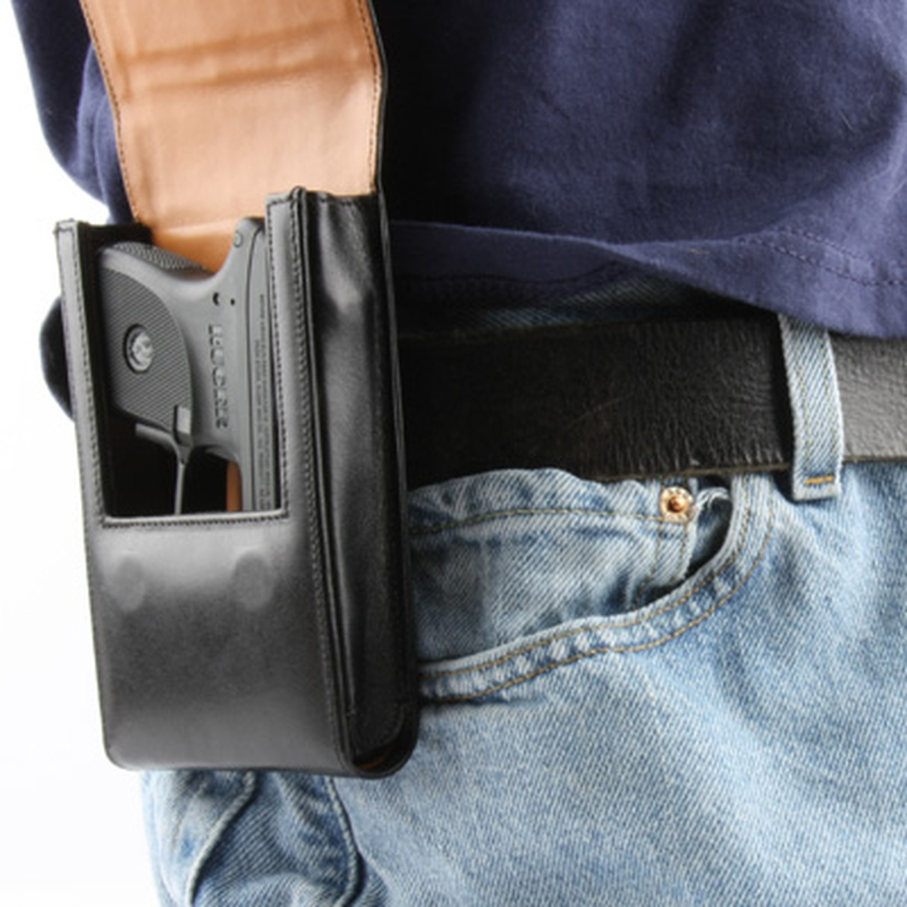 Bodyguard .38 Special Sneaky Pete Holster (Belt Clip)