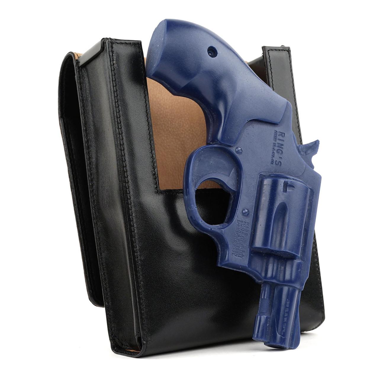 S&W J-Frame Concealed Carry Holster (Belt Loop)